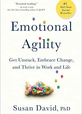 Shayne Recommends: Emotional Agility